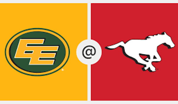 """Image for 3RD AND LONG with Dave Dickenson """"Eskimos"""""""