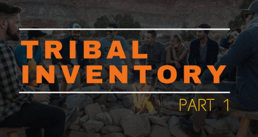 Image for Tribal Inventory Part 1