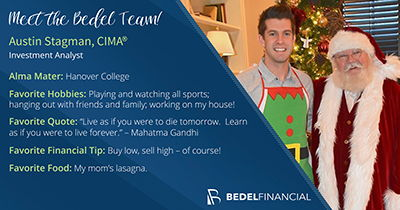 Meet the Bedel Team | Austin Stagman, CIMA®
