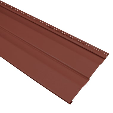 OPTIONAL SIDING-HAMPTON RED