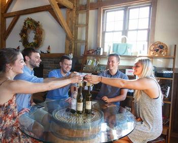 Mallow Run Winery Winter Warm-Up Weekends