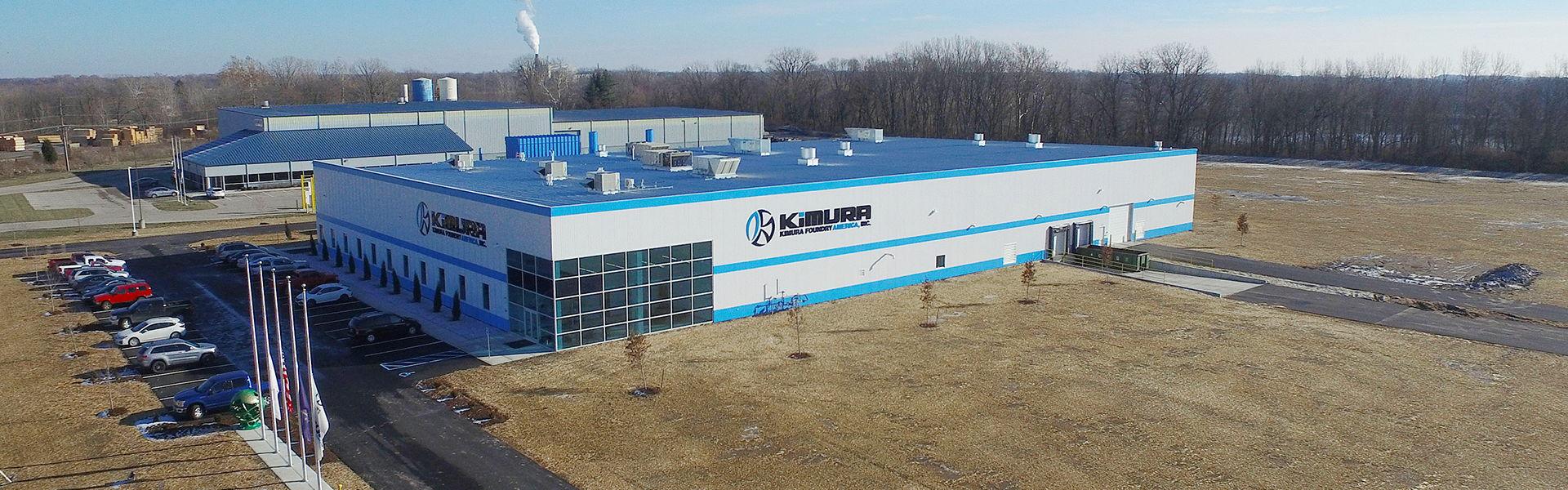 Image for Kimura Foundry America