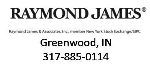 Raymond James Greenwood Indiana Rock the Block Run