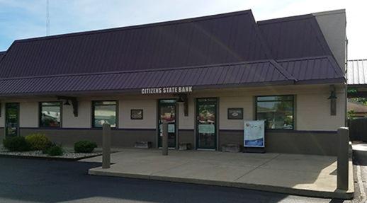 Citizens State Bank Pendleton Banking Center