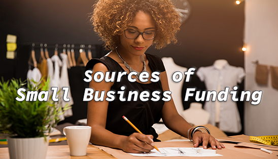 Image for Sources of Small Business Funding