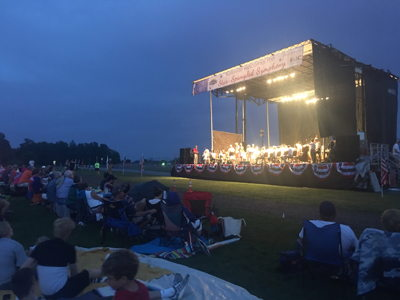 HILLENBRAND, CITY OF BATESVILLE TO HOST 2020 STAR-SPANGLED SYMPHONY ORCHESTRA ON JUNE 28, 2020