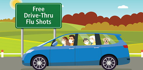 Image for WindRose to Offer Free Flu Shots on October 13-14