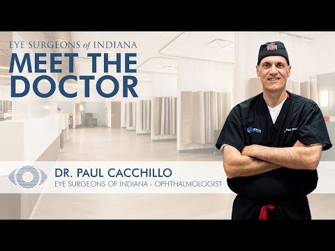 Image for Meet Dr. Cacchillo