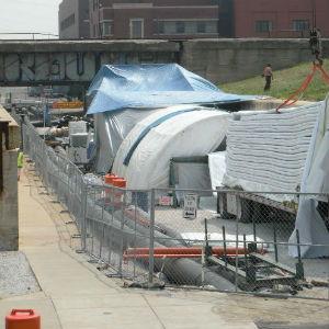Merrill Street Combined Sewer Rehabilitation