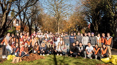 Green Greeks work toward Sustainability at University of Washington