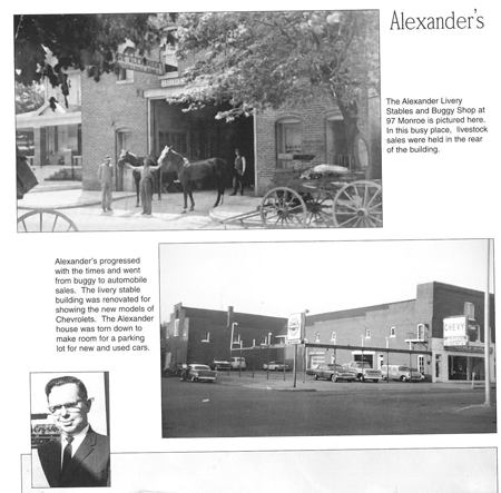 image for Biotech Company Breathes New Life into Old Alexander's Building