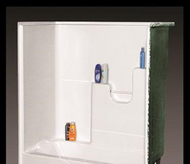 60IN. TUB/SHOWER