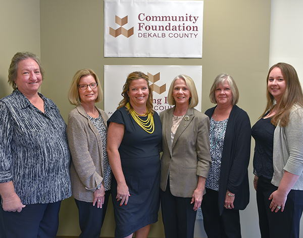 community foundation team
