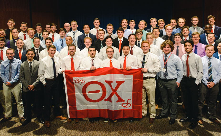 Image for Act Now to Preserve the Fraternity Experience for  Future Theta Chi Brothers!