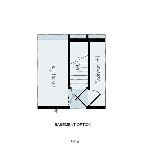 Floorplan of Madison