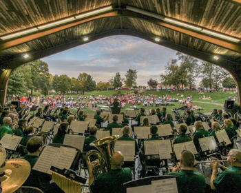 Greater Greenwood Community Band Freedom Festival Concert