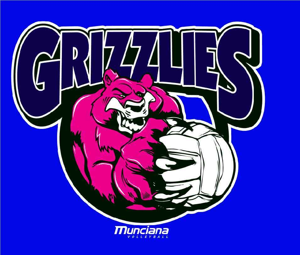 Logo for Grizzlies