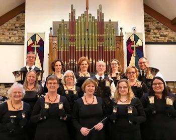 Joyful Sound handbell choir