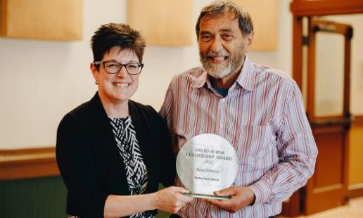 Picture for 2021 David Sursa Leadership Award