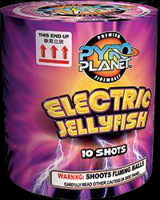Image for Electric Jellyfish 10 Shot