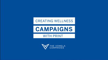 Image for Creating Wellness Campaigns with Print