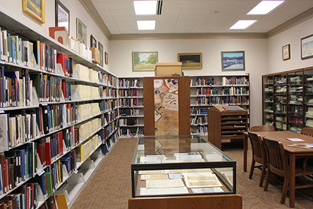 image for Spotlight: Military History in the Historical Room