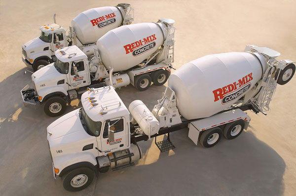 Redi-Mix Trucks