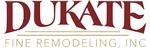 Logo for Dukate Fine Remodeling