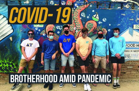 Image for Brotherhood Amid Pandemic