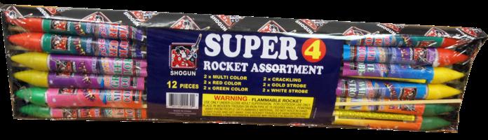 Image for Rocket 4 oz