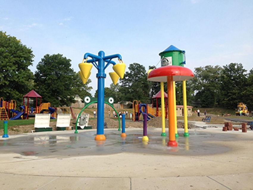 City Center Park & Splash Pad