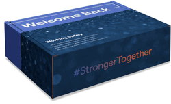 Welcome Back Gift Box Corporate