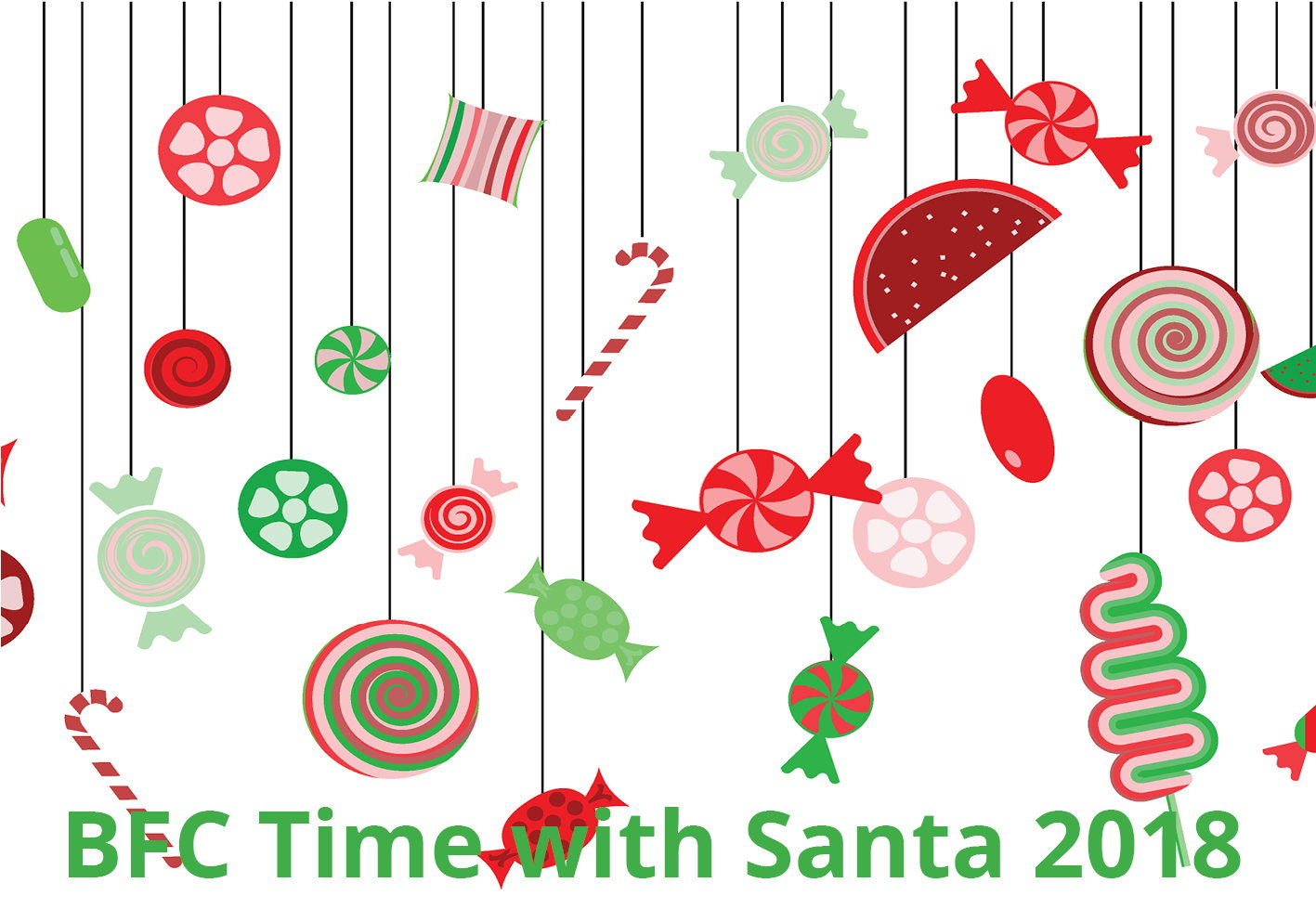 Image for 2018 BFC Time with Santa
