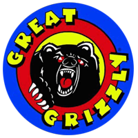 "Image for Decal Great Grizzly 30"" Logo"