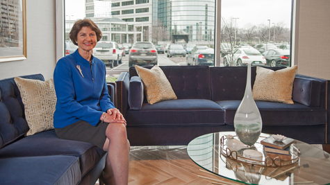 Image for Elaine Bedel Appointed as Secretary & CEO of New IDDC