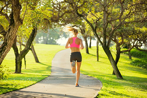 Image for Precautions, Safety Tips for Running Alone