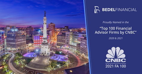 Image for Bedel Financial Consulting Once Again Named to Top 100 Financial Advisory Firms by CNBC