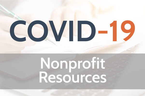 Image for COVID-19 Nonprofit Resources