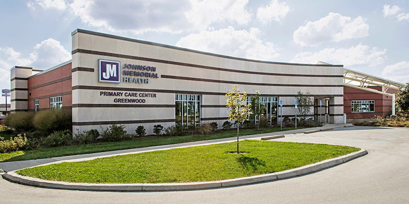 Greenwood Primary Care Center Johnson Memorial Health Franklin Indiana