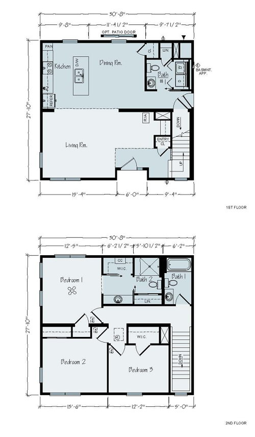 Floorplan of Adelyn