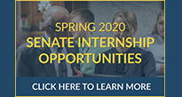 2020 Senate Internship Opportunities