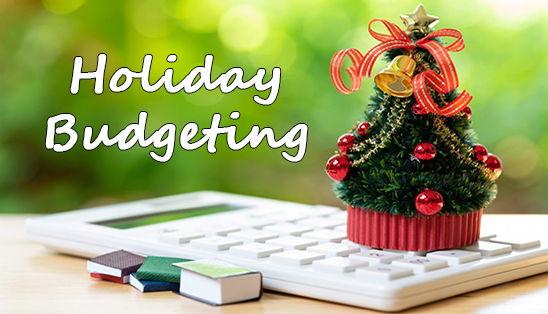 Image for Holiday Budgeting