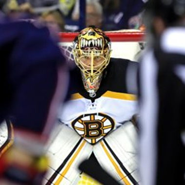 Image for Tuukka Rask Keeps Providing Quality Performances This Postseason