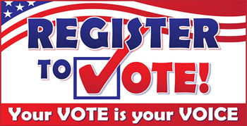 Image for Voter Registration Deadline