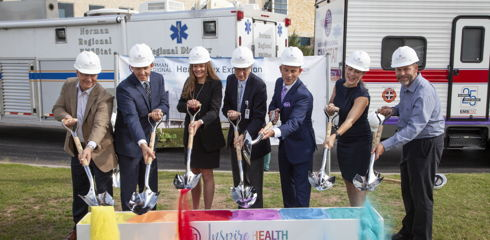 Image for Construction Begins on HealthPlex Expansion