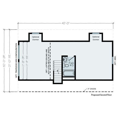 Floorplan of Alaskan Series