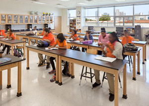 Aridus School Classroom
