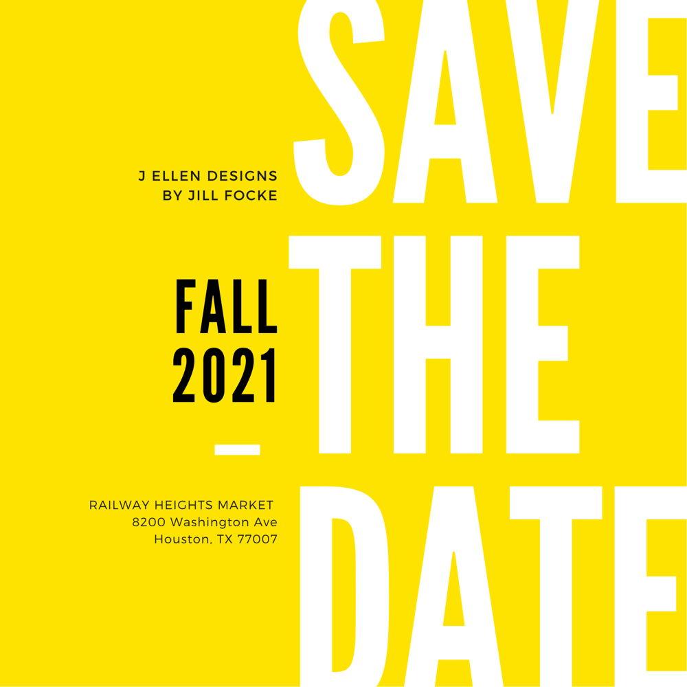 J Ellen Designs - Save The Date