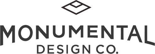 Logo for Monumental Design Co.