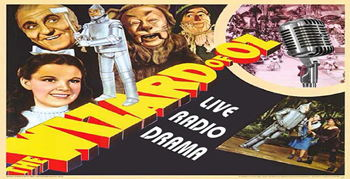 Image for The Wizard of Oz - A Live Radio Show